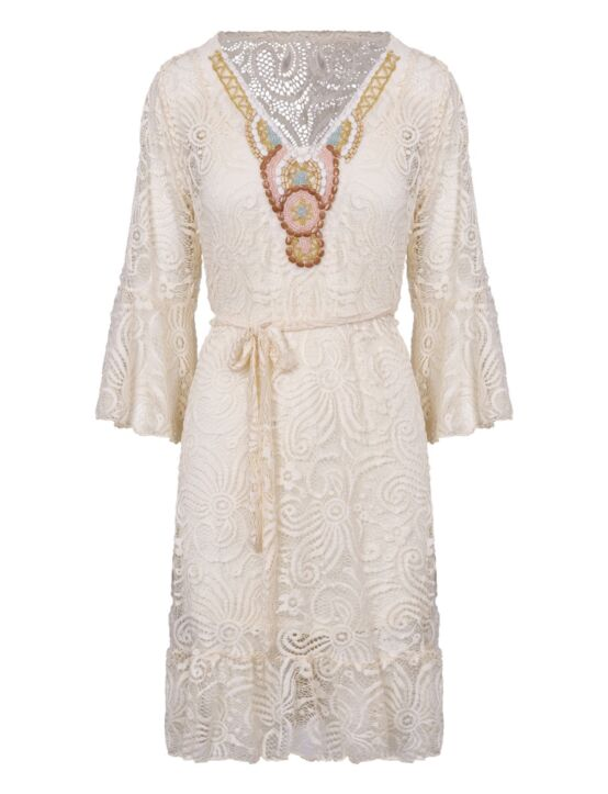 Dress Sophia Beige
