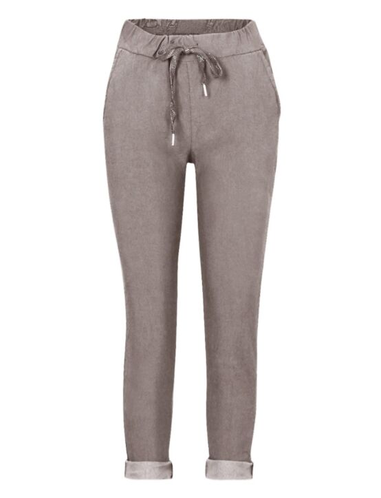 Trouser Tessy Taupe