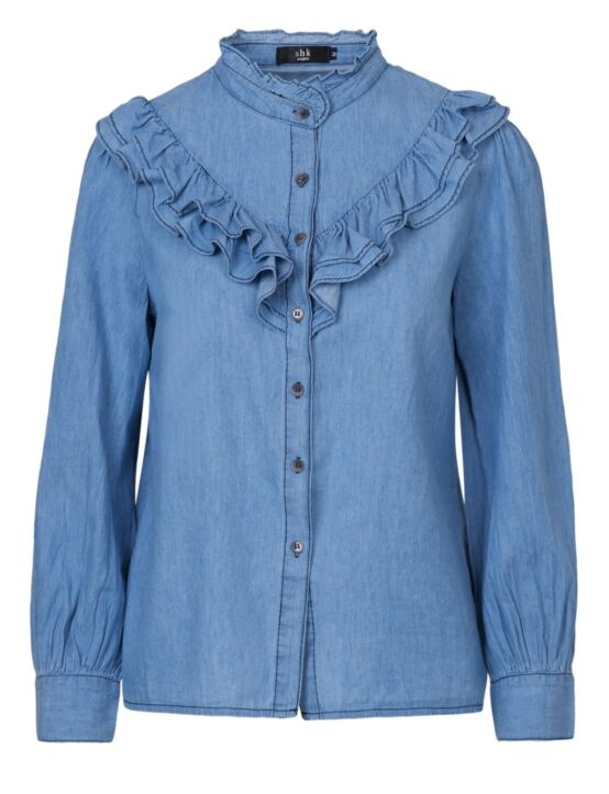 Denim Blouse Ginny