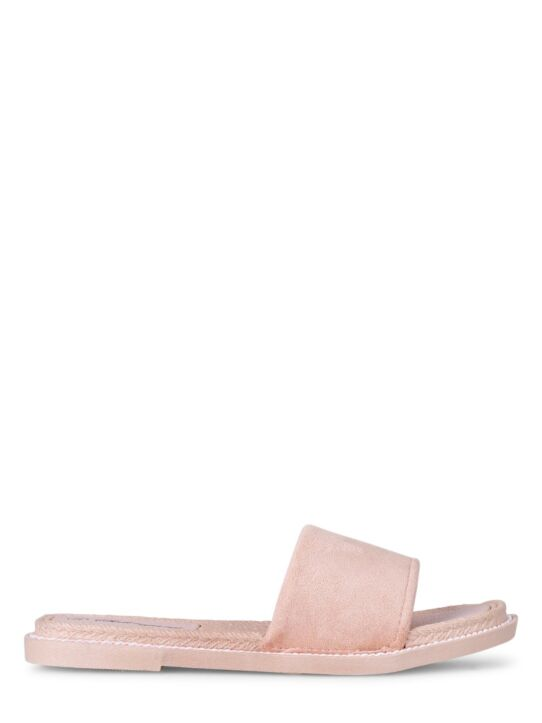 Slipper June Roze