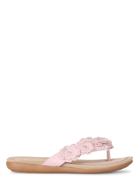 Slipper Summer Roze