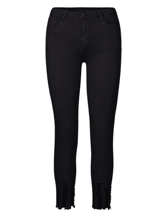 Vivid | Black Jeans 1146-1