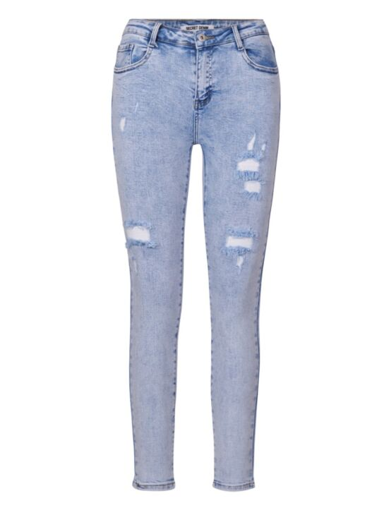 Secret Denim | Blue Jeans 77523#