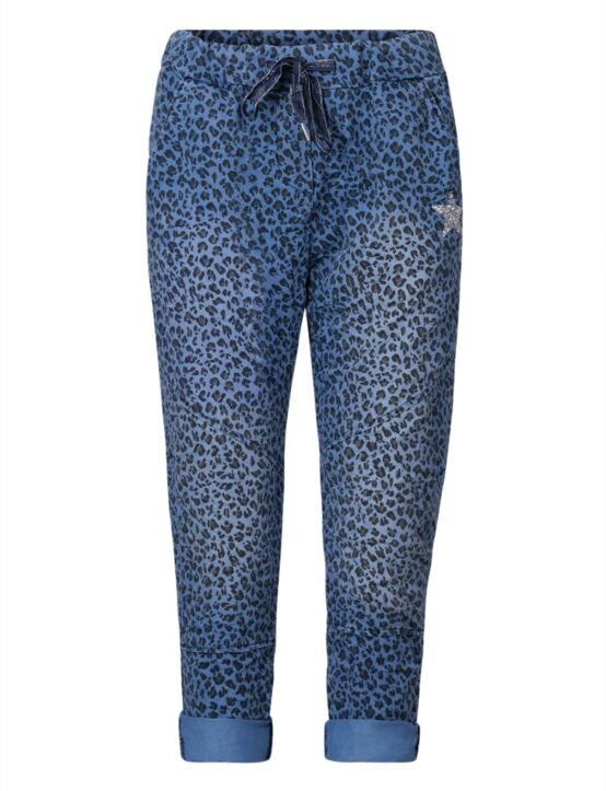 Trouser Blue Panter Star