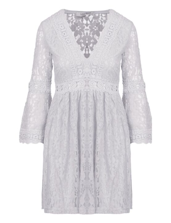 Dress Lillie Lace Wit