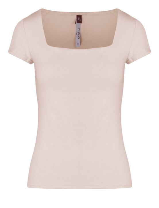 Basic Top Swan Beige