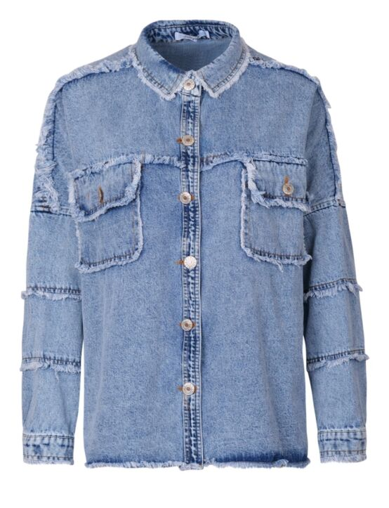 Denim Blouse Sanne