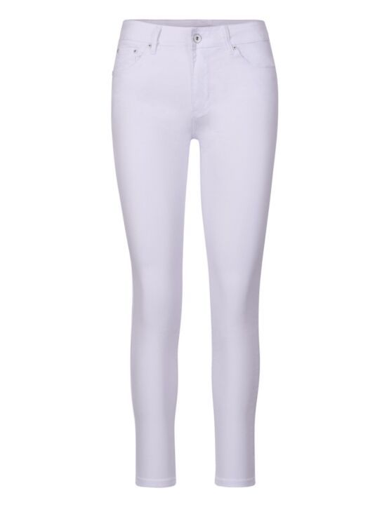 Ana & Lucy   White Jeans H6773-B
