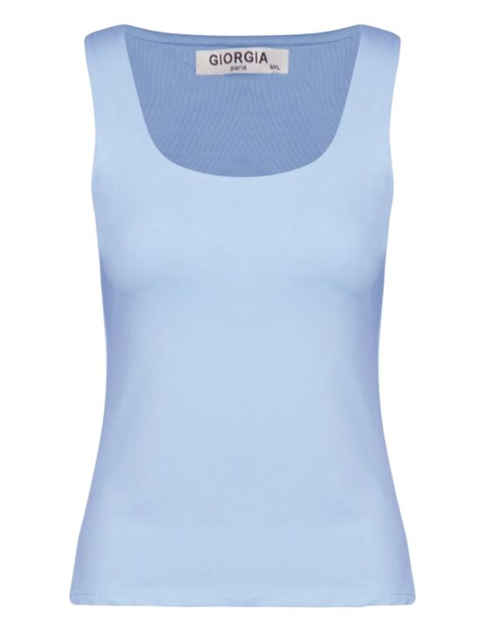Basic Hemd Jamie Lichtblauw
