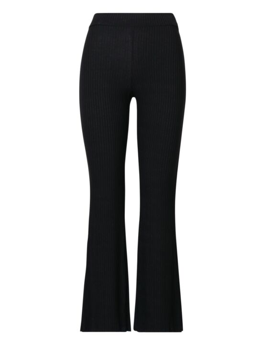 Basic Flair met grove Rib Zwart