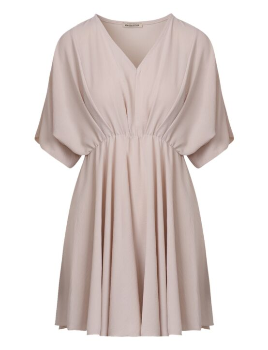 Dress Fenne Beige