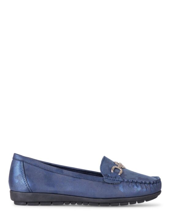 Loafer Lotte Donkerblauw