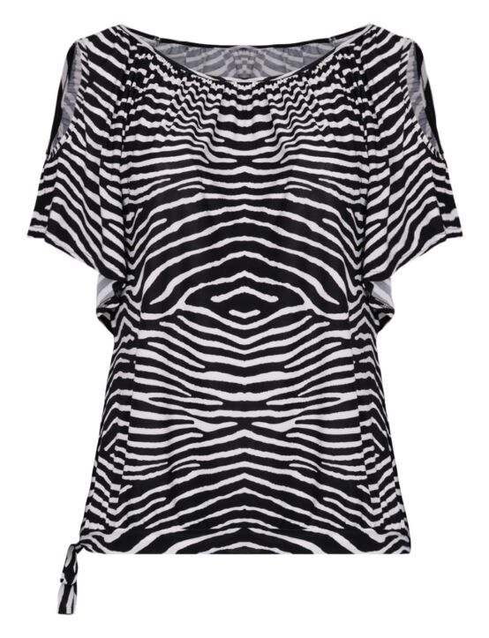 Top Rachelle Zebra