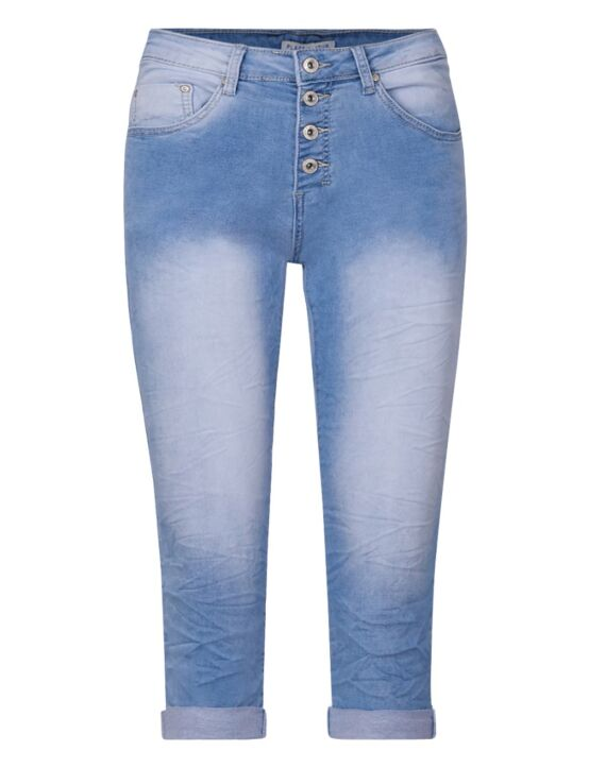 Place du Jour | Blue Capri Jeans 2133-C