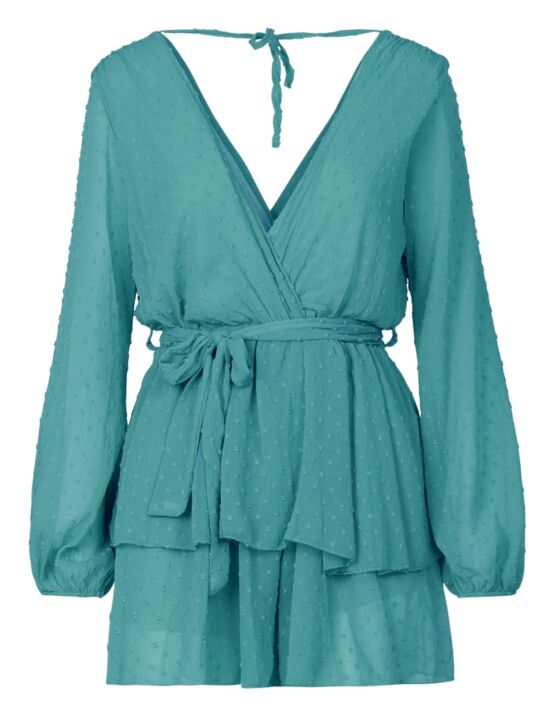 Dress Dimphy Turquoise
