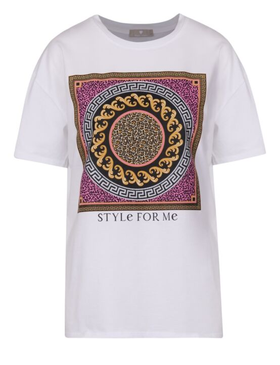 T-shirt Style for Me