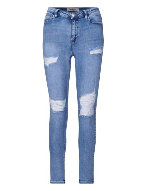 Queen Hearts | Blue Jeans 869