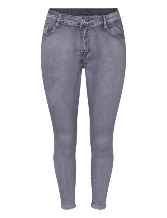 B.S | Grey Jeans S5934#