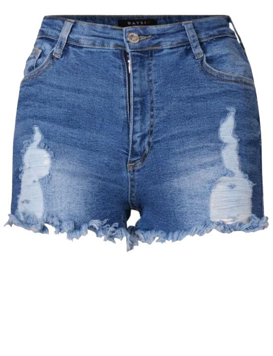 Daysie   Blue Short MK-06