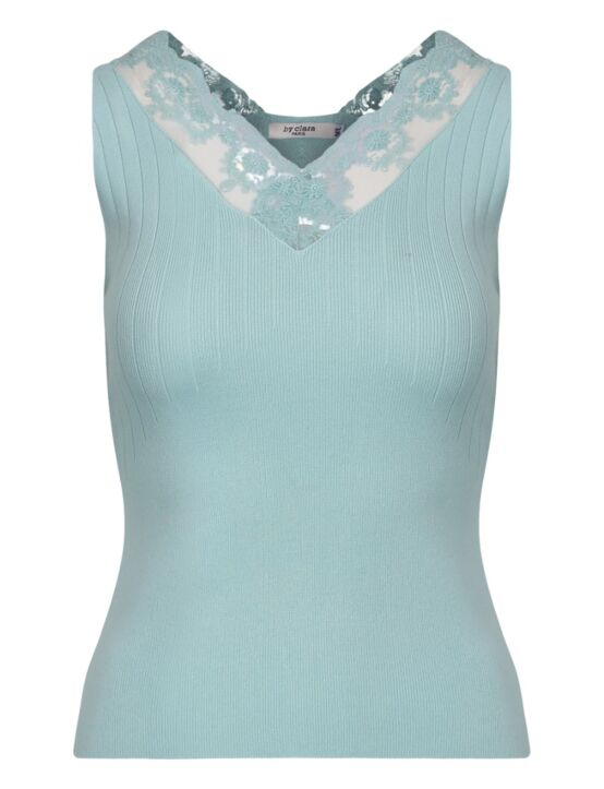 Top Cass Turquoise