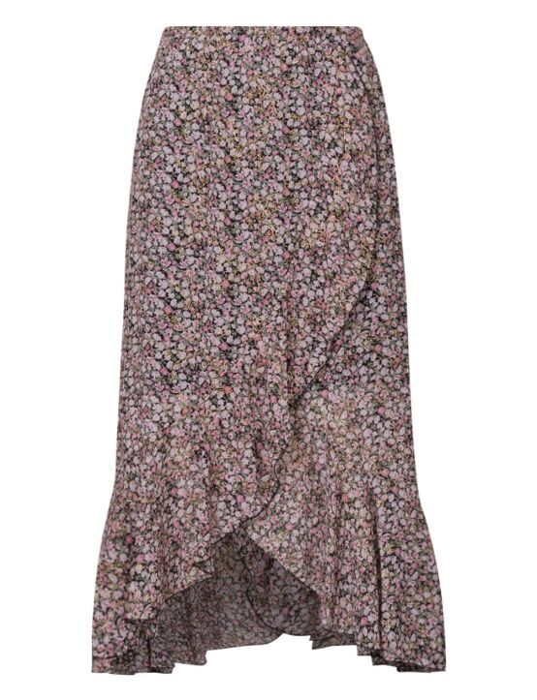 Long Skirt Emelie Lichtroze