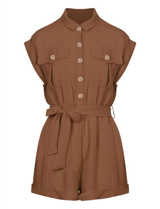 Jumpsuit Hillary Taupe