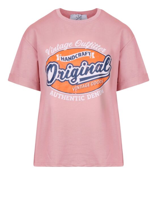 T-Shirt Original Roze