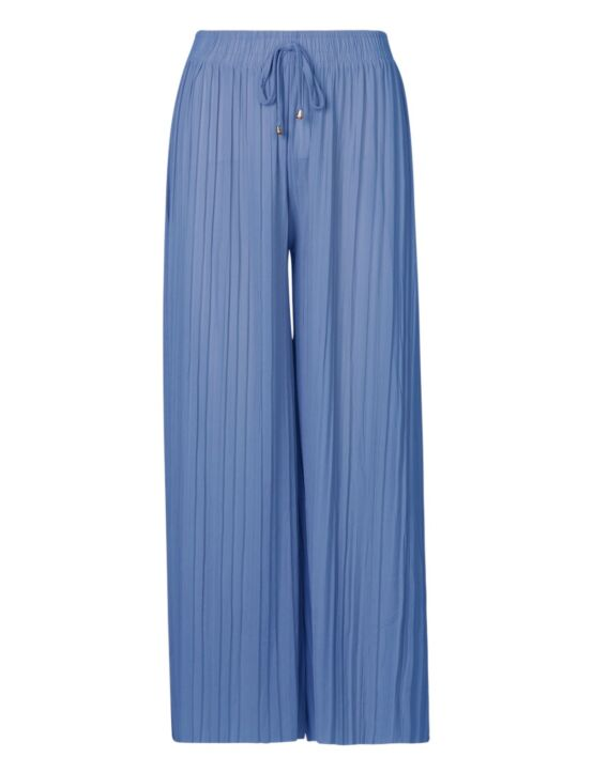 Trouser Demi Blauw