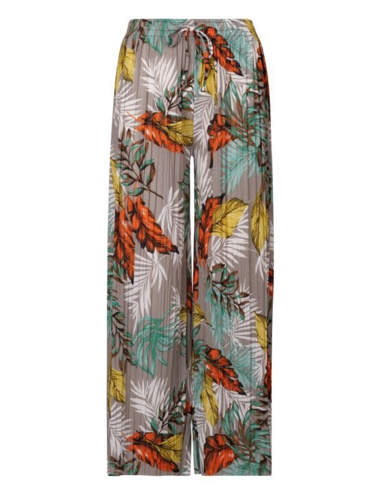Trouser Tropical Grijs