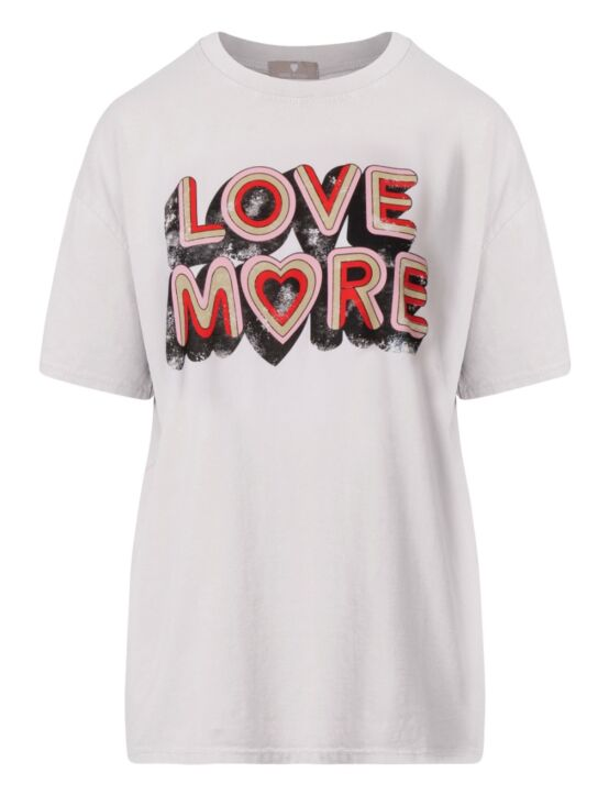 T-shirt Love More Wit
