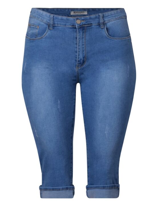 Miss You | Capri Blue Jeans BY879