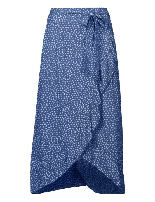 Skirt April Blauw