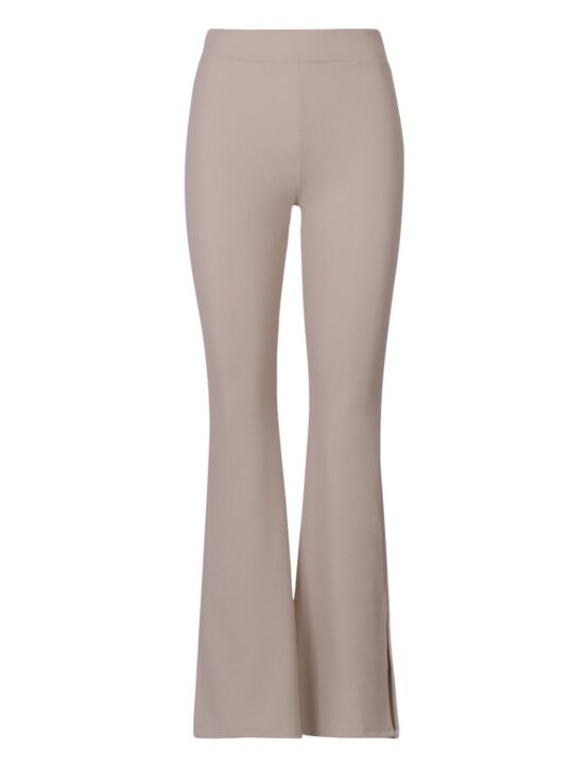 Flared Pants Lou Beige