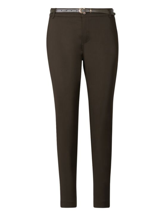 Pantalon Kiki Donkergroen