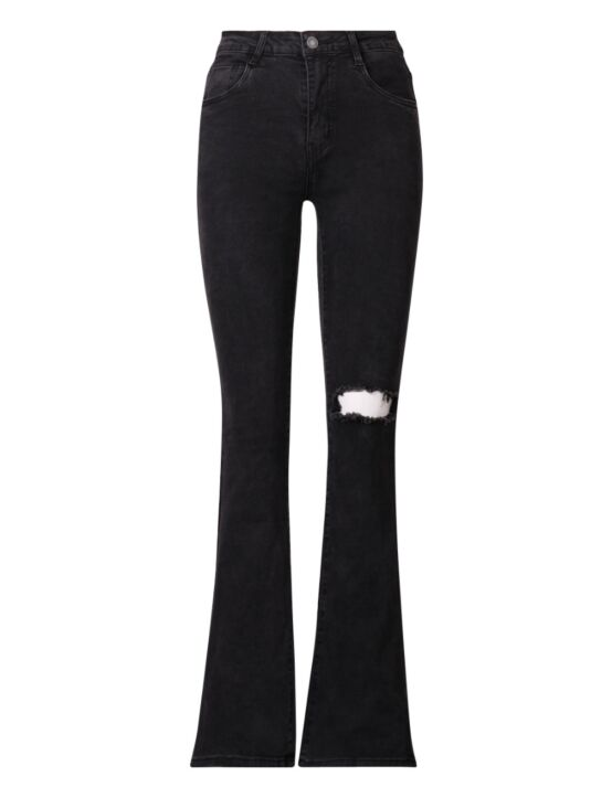 Redial | Flared Jeans RD8012 Donkergrijs