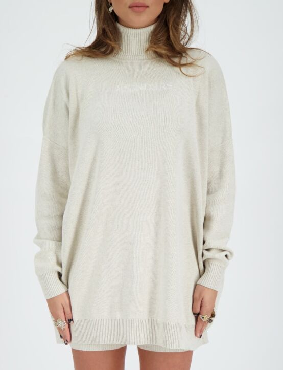 Reinders | Sweater Open Back Creme