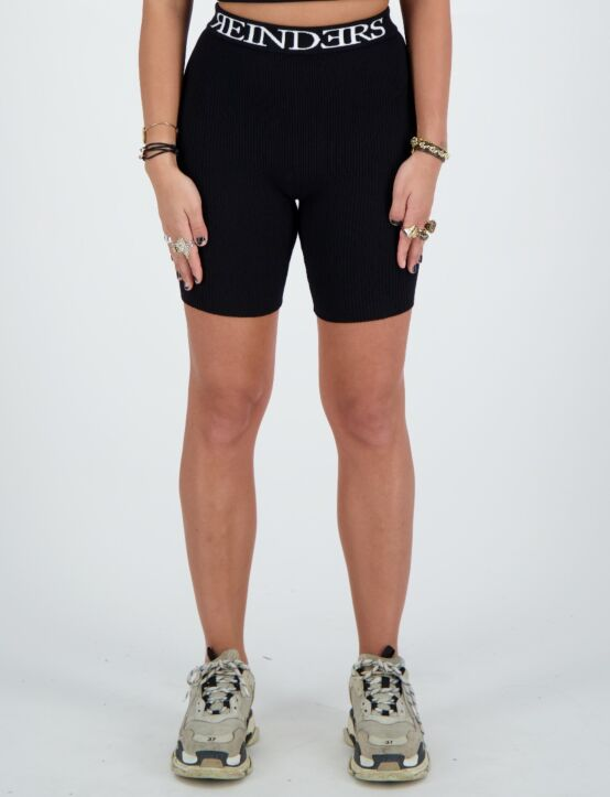 Reinders | Biker Short Entarsia True Black