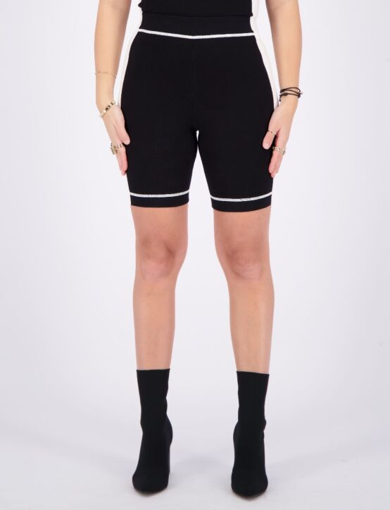 Reinders | Harley Biker Short True Black