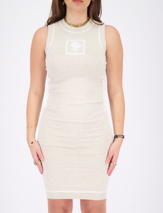 Reinders | Harley Dress Creme