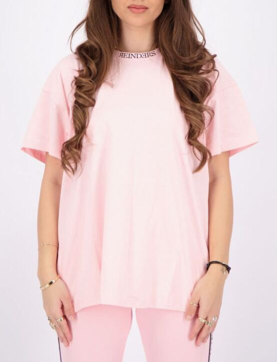 Reinders | T-shirt Open Back Baby Pink