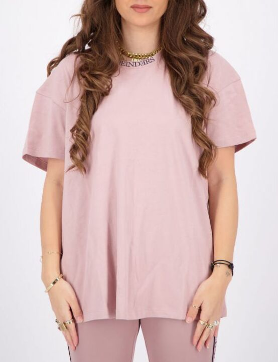 Reinders | T-shirt Open Back Mauve