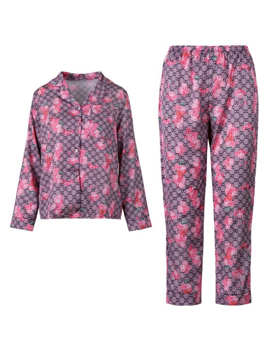 Pyjama Set Sweet Taupe