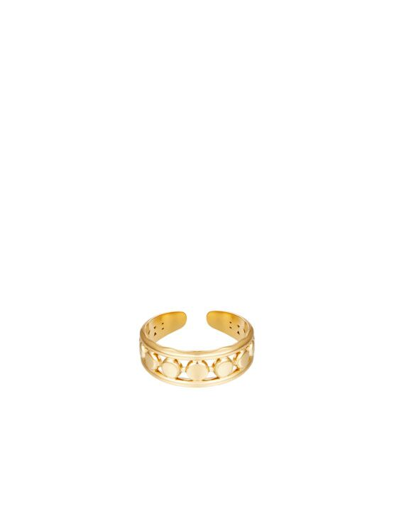 Ring Connected Goud
