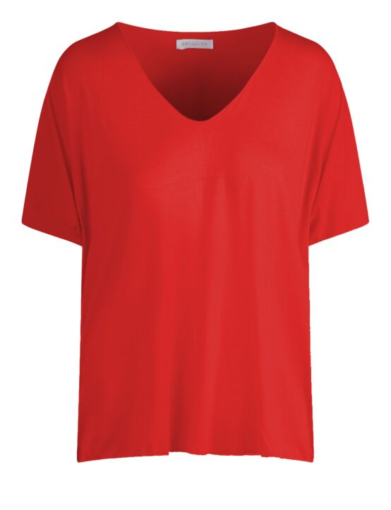 T-shirt TOP Rood