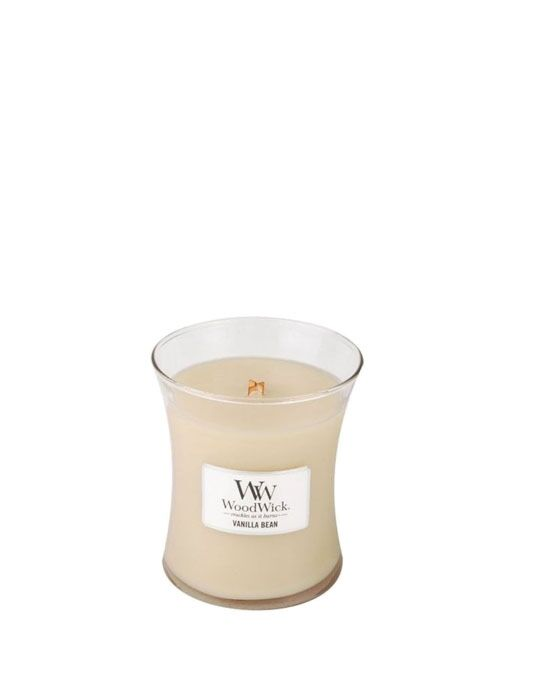 WoodWick - Vanilla Bean Medium Candle