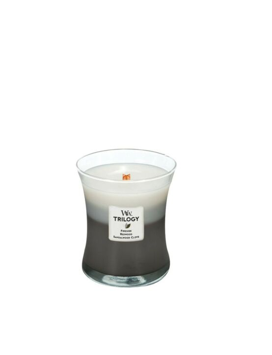 WoodWick - Trilogy Warm Woods Medium Candle