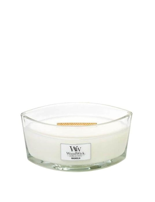 WoodWick - Magnolia Ellipse Candle