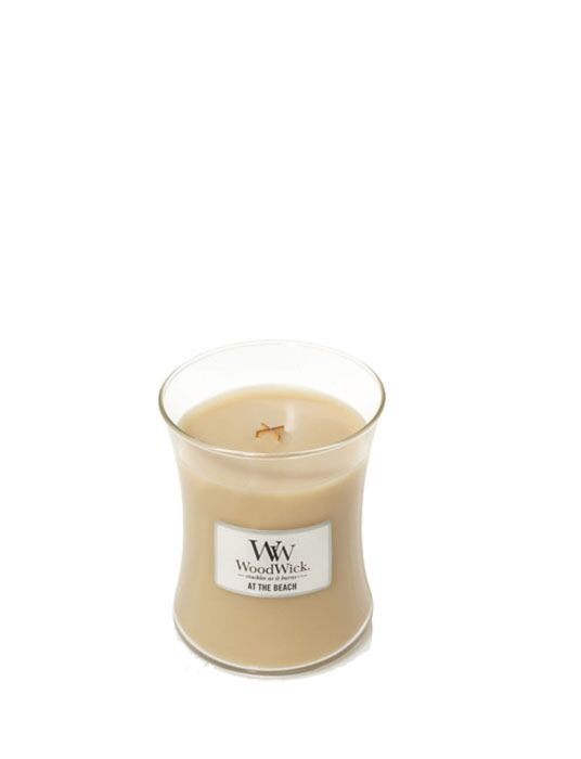 WoodWick - At The Beach Medium Candle